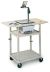 Durable Plastic Overhead Projector Carts