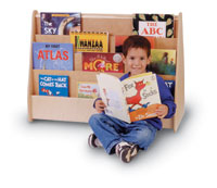 0371JC - Pick-a-Book Stand - 1 Sided