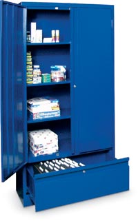 "122046 - Value File-n-Store Cabinet 36 x 18 x 72""H"