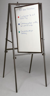 163020 - Double Sided Spinner Easel