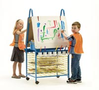 170372 - Double-Sided Art Easel