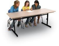 "171086 - 30"" x 48"" x 21""-29""Adjustable Height Table"