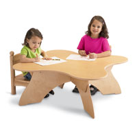 195240 - Kids Blossom Table