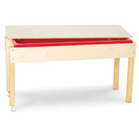 257039 - Sand & Water Table with Top