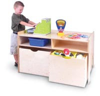257073 - Store-N-Play Cabinet