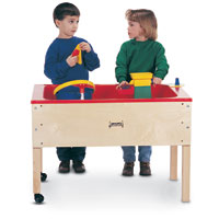 2857JC - Space Saver Sand-n-Water Table
