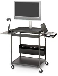 302191 - Presentation Cart without Cabinet