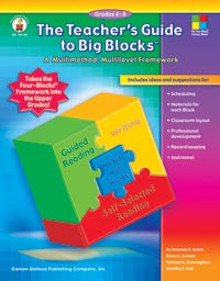 760252 - The Teacher's Guide to Big Blocks