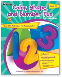 760387 - Color, Shape, and Number Fun