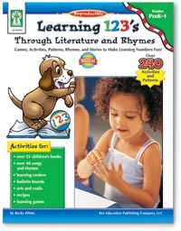 760399 - Learning 123's through Literature and Rhymes