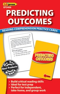 771613 - Predicting Outcomes Practice Cards, RL 2.0-3.5