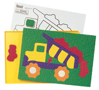 786002 - Early Learning Puzzle Dump Truck