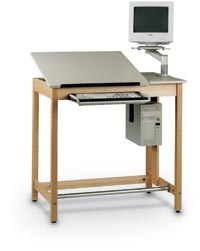 862009 - CAD/Art Drawing Table System