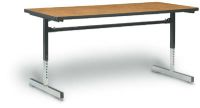 "8775 - 72"" x 30"" Computer Table"