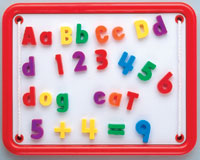 EI1780 - Magnetic Activities Letters Numbers