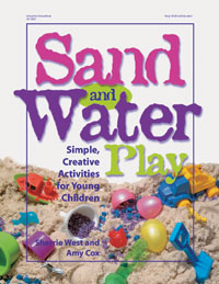 GR16281 - Sand and Water Play Activity Book