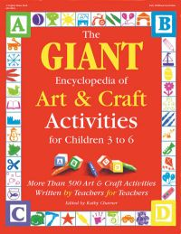 GR16854 - Giant Encyclopedia of Art Craft Act.