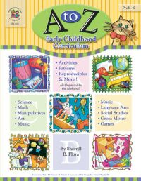 IF22700 - A to Z Early Childhood Curriculum