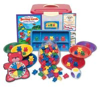 LER0757 - Three Bear Family Sort, Pattern, & Play