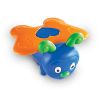LER6702 - Snap-n-Learn Shape Butterflies