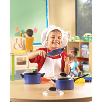 LER9082 - Pretend & Play Pro Chef Set