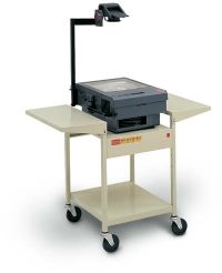 "OH39E - 39""H Overhead Projector Table"