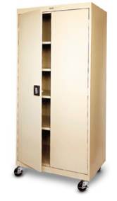 TA4R462472 - Heavy-Duty Mobile Storage Cabinet 46 x 24 x 78H