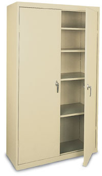"VF42361878 - 36"" x 18"" x 78"" Cabinet with Fixed Shelves"