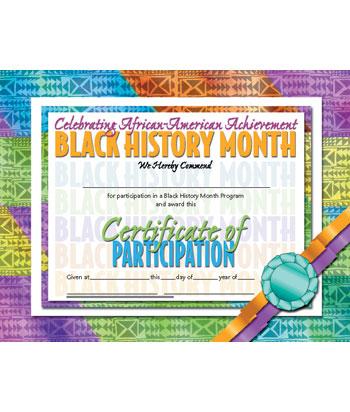 Alternate image views - Black History Month Participation ...