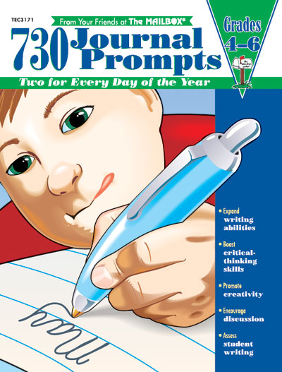 creative writing journal prompts 5th grade