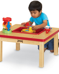 Toddler Sensory Tables