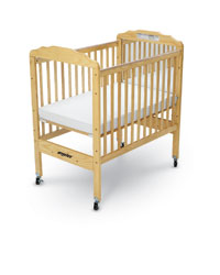 Angeles® Fixed Side Cribs