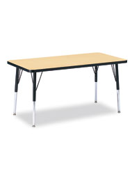 KYDZ Rectangular Activity Table