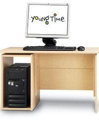 Young Time Computer Table