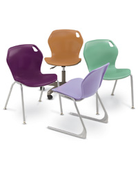 Intuit Cooperative Learning Chairs