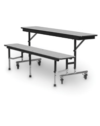 Convertible Bench Tables