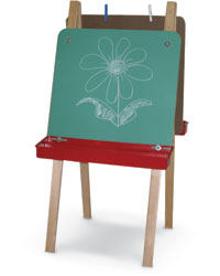 Double Adjustable Easels