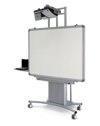 iTeach™ Mobile Interactive Whiteboard Cart