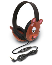 Animal Themed Listening First Stereo Headphones