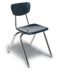 Extra Strong Solid Plastic Chair