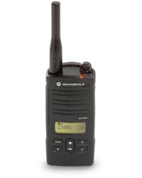 4 Watt walkie talkie