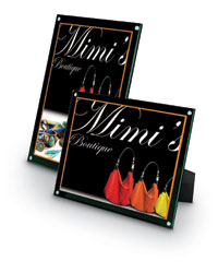 4-in-1 Magnetic Sign Holders