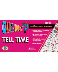Tell Time Quizno Class Set