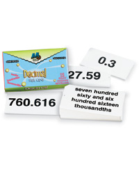 Decimal Flash Cards