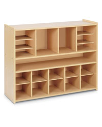 Spacesaver Sectional Storage