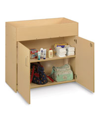 Eco Changing Table