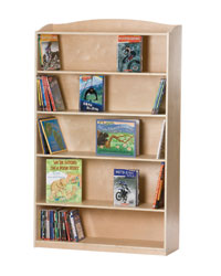 Bookcase Storage