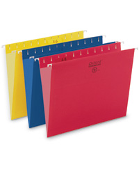 Colored Hanging Files