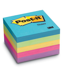 Ultra Color Post-it Note Packs