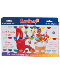 Sculpey III Multi Packs